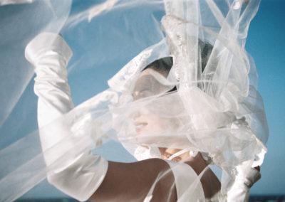 Photographe du mariage en bord de mer