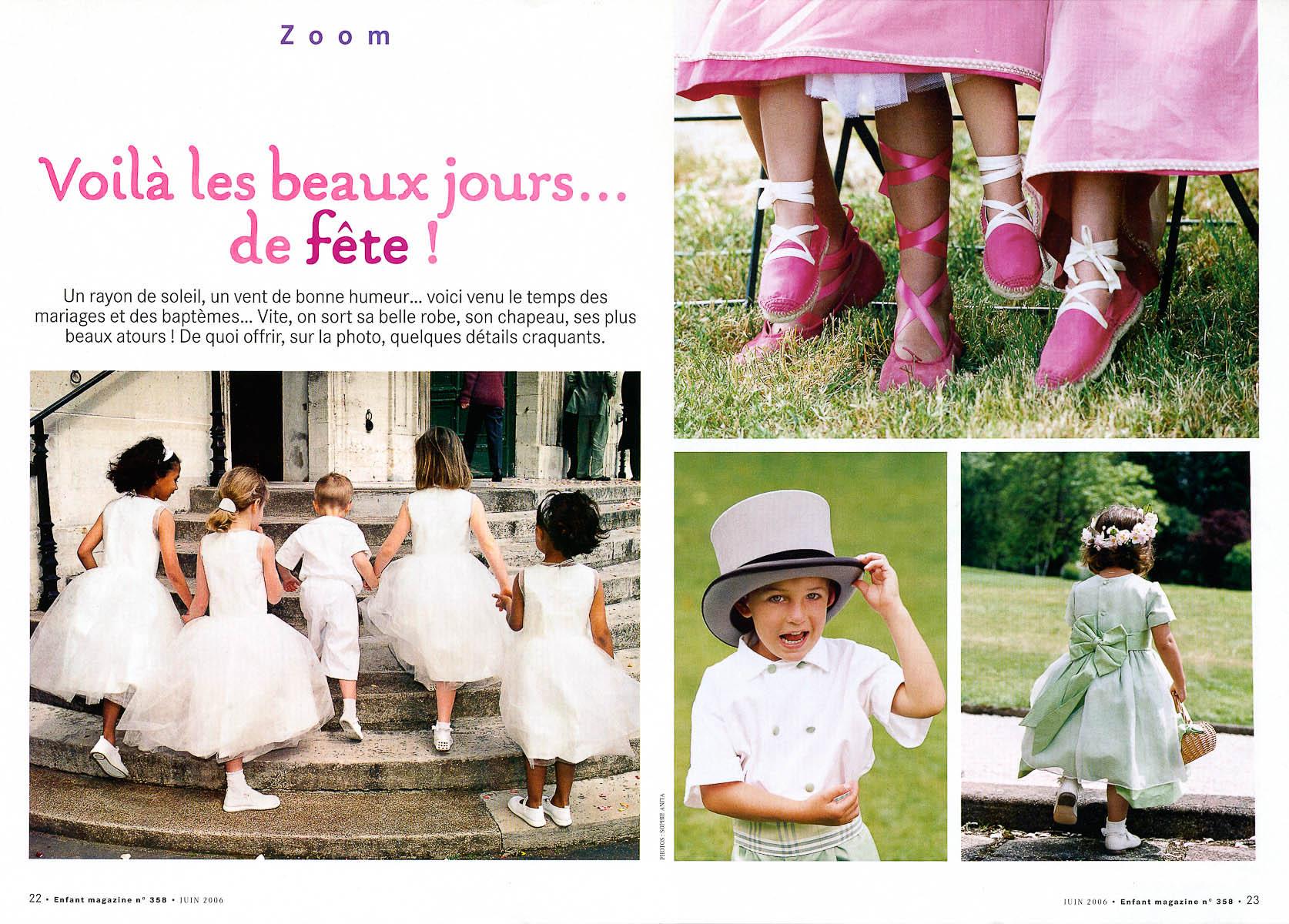 pSélectionnée par Oui Magazine