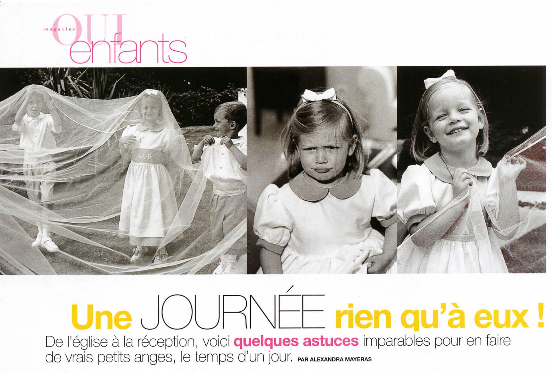 Sélectionnée par Oui Magazine