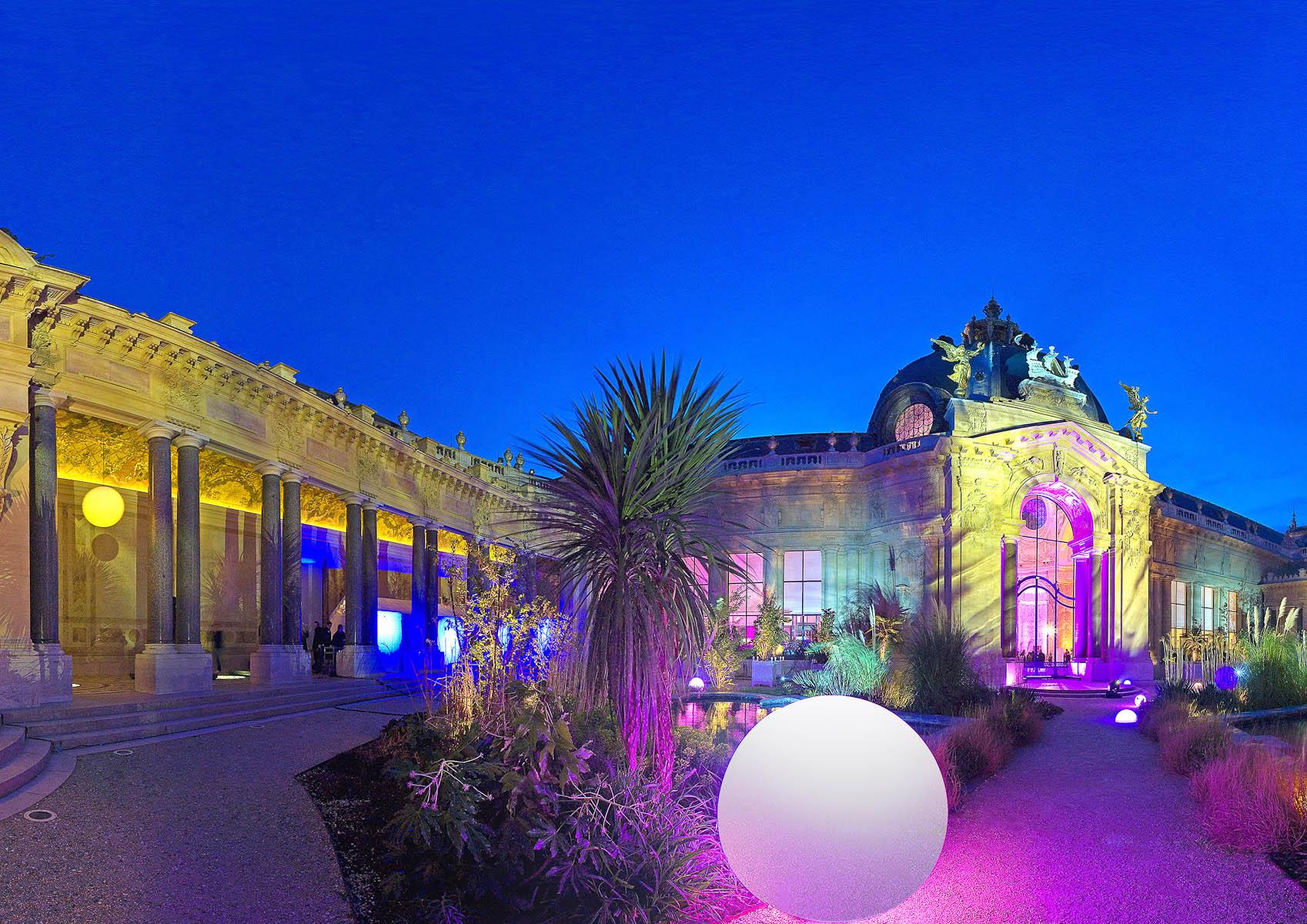 Photographe de Vue Panoramique : Le Petit Palais pour Butard Enescot