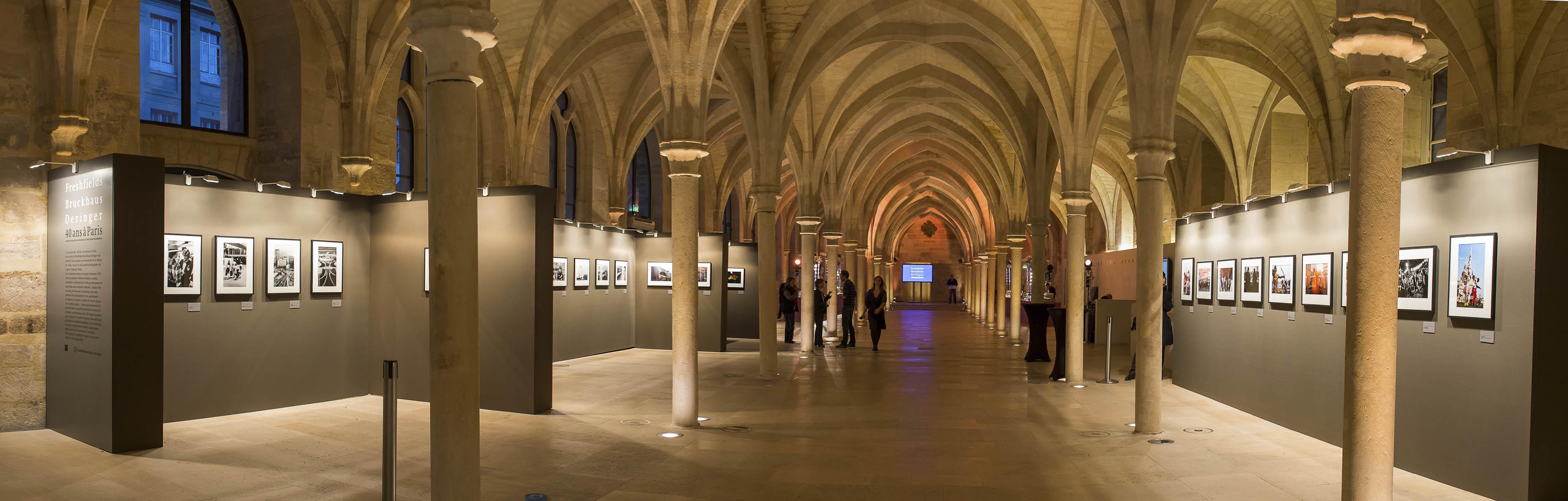 Photographe de Vue Panoramique : Collège des Bernardins
