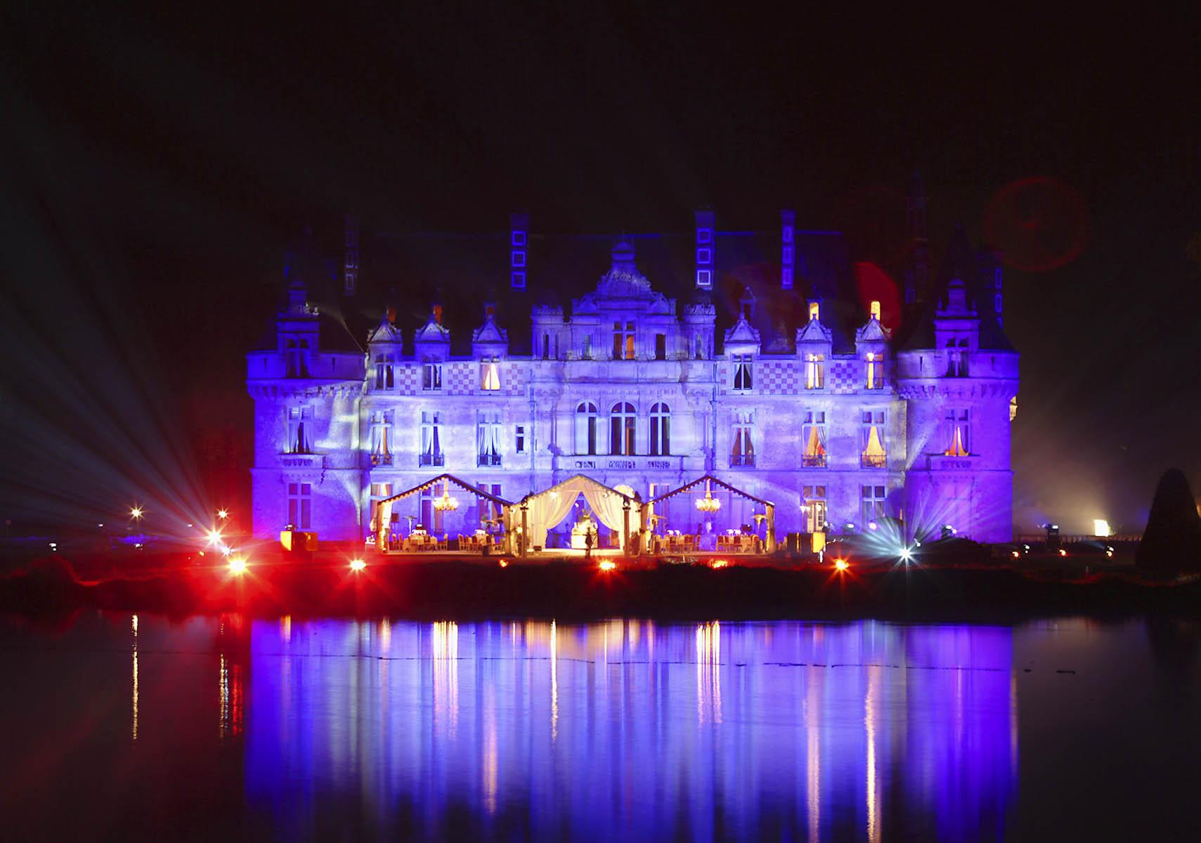 Photographe de Vue Panoramique : Chateau d'Esclimont