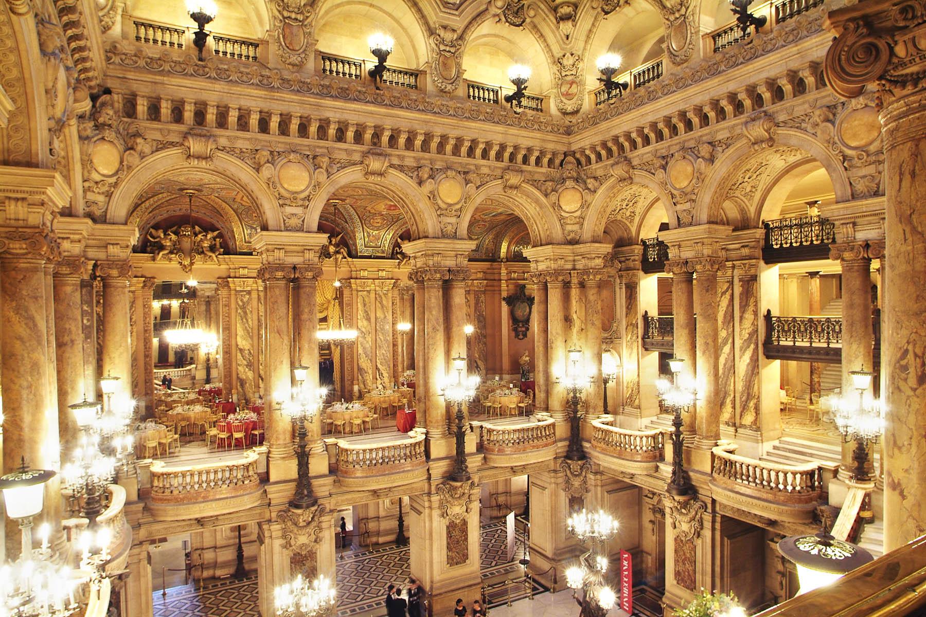 Photographe de Vue Panoramique : L'Opéra de Paris pour Butard Enescot
