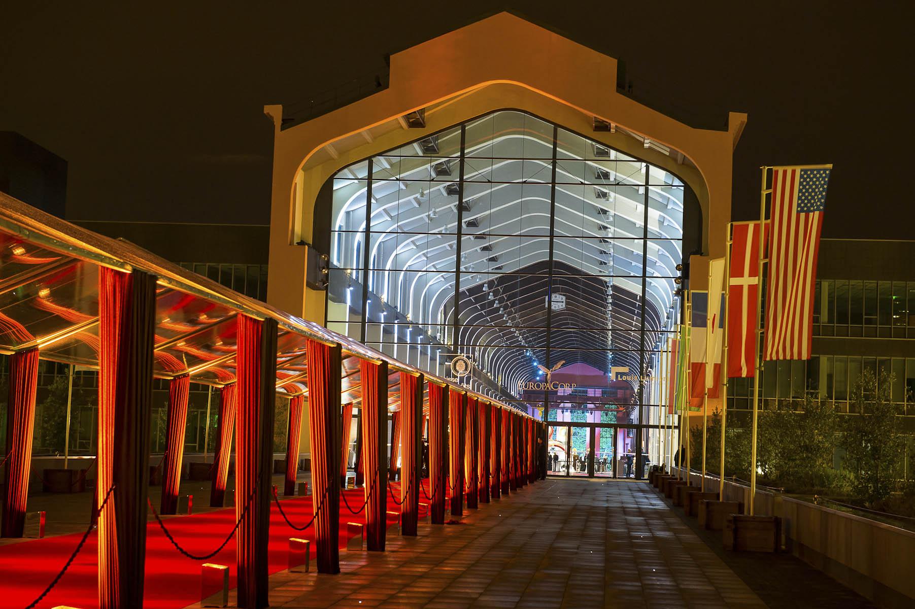 Photographe de Vue Panoramique : Cité du Cinéma - Arpège