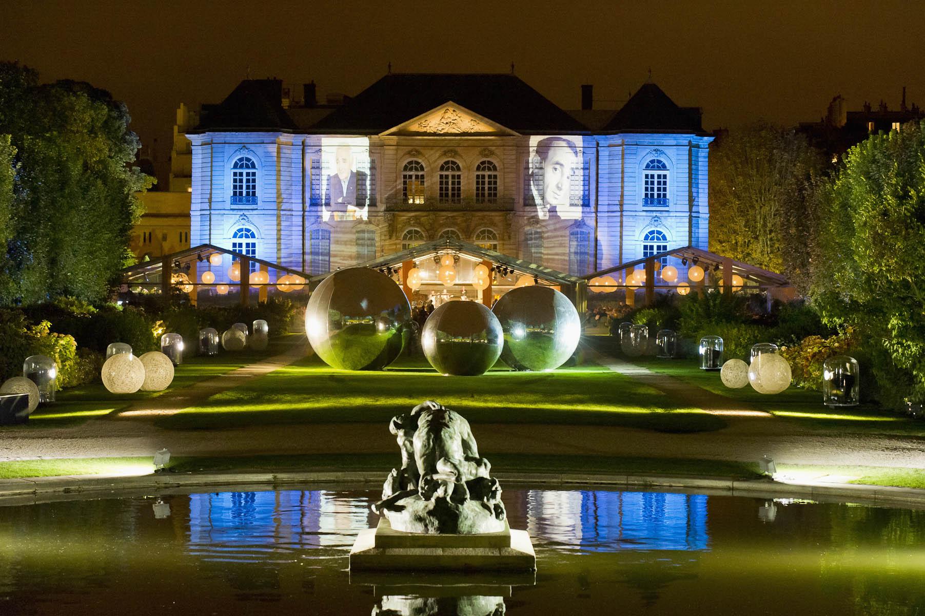 Photographe de Vue Panoramique : Musée Rodin pour Jaulin