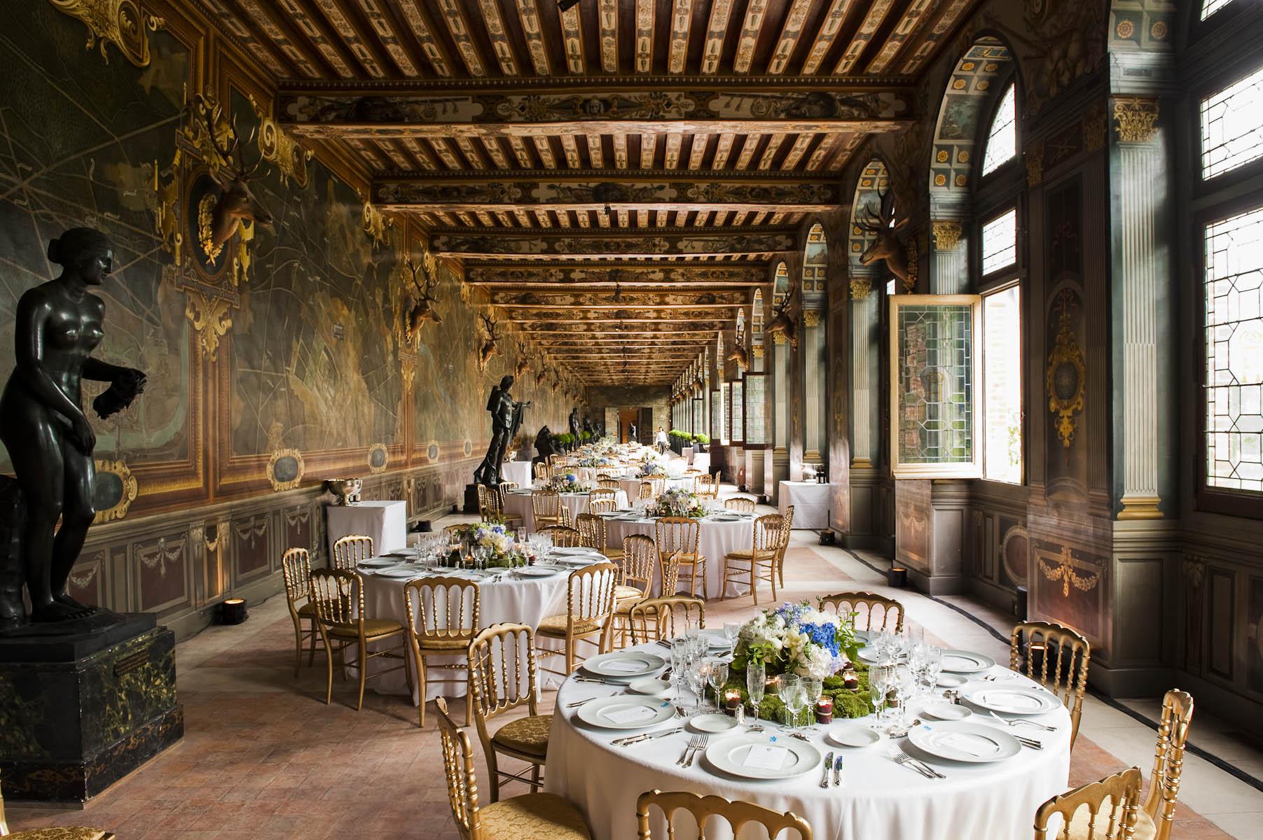 Photographe de mariage au Château de Fontainebleau
