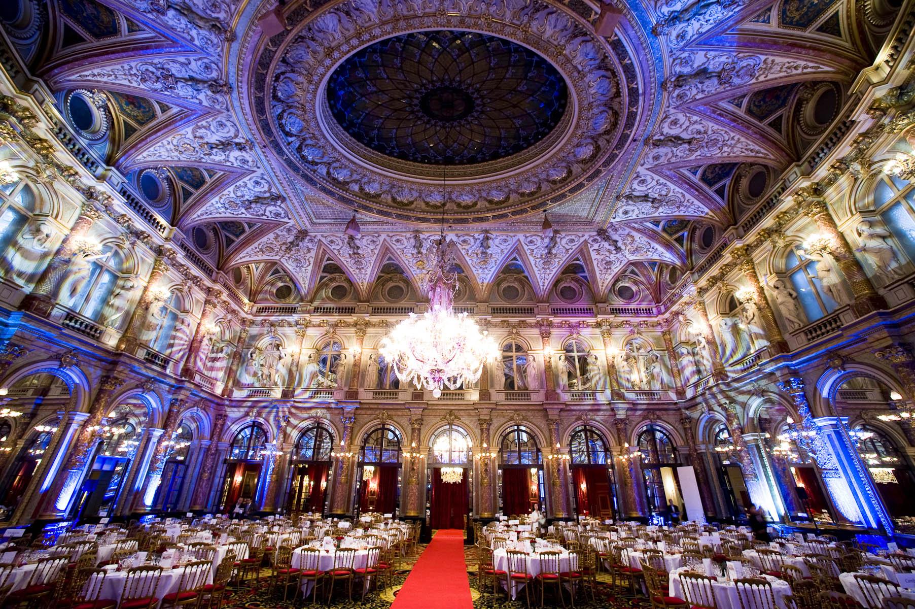 Photographe de Mariage au Grand Hôtel paris