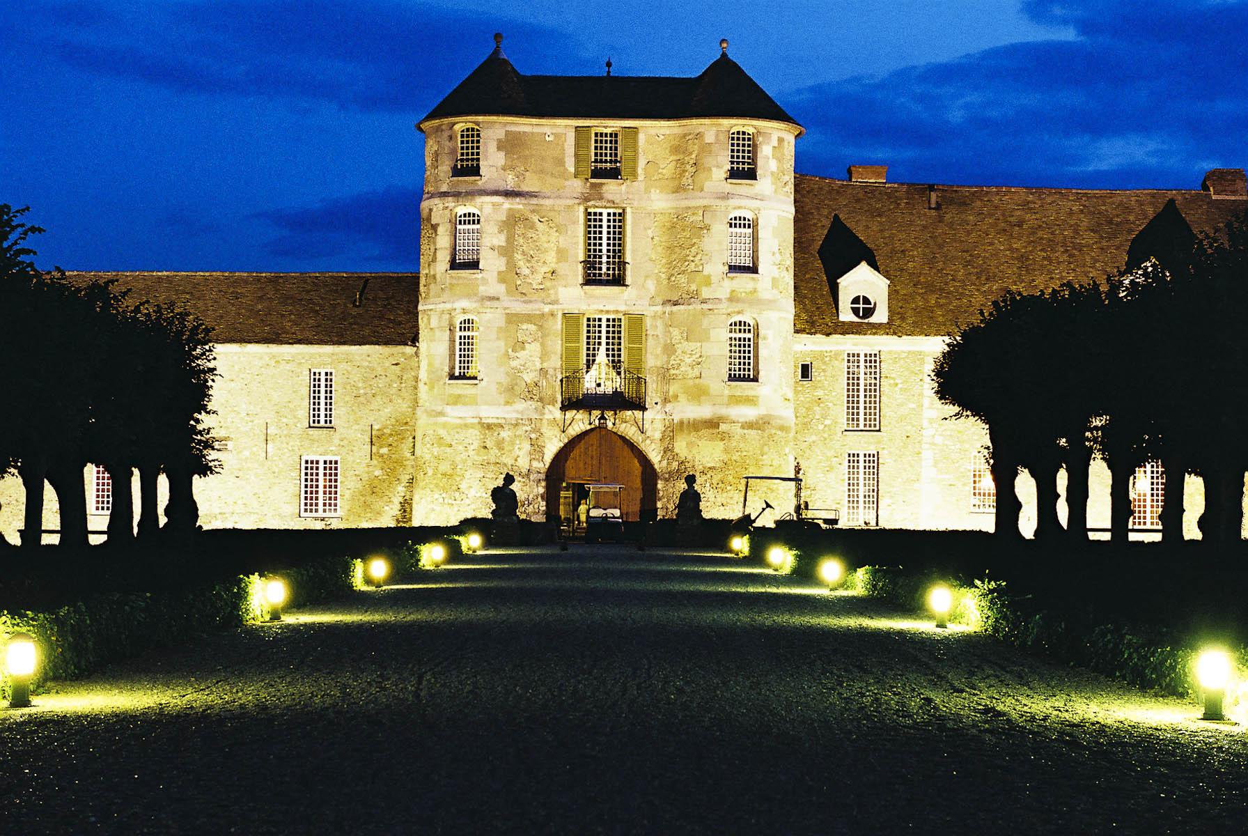 Photographe de mariage au Chateau de Villiers le Mahieu