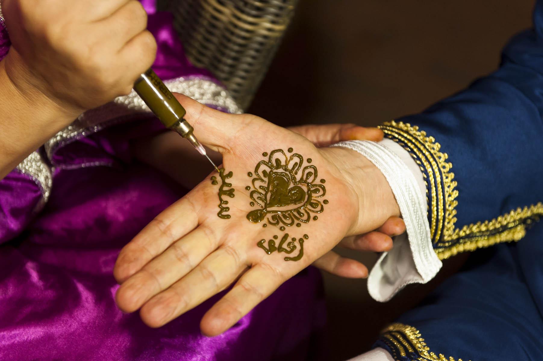 Photographe réception de mariage