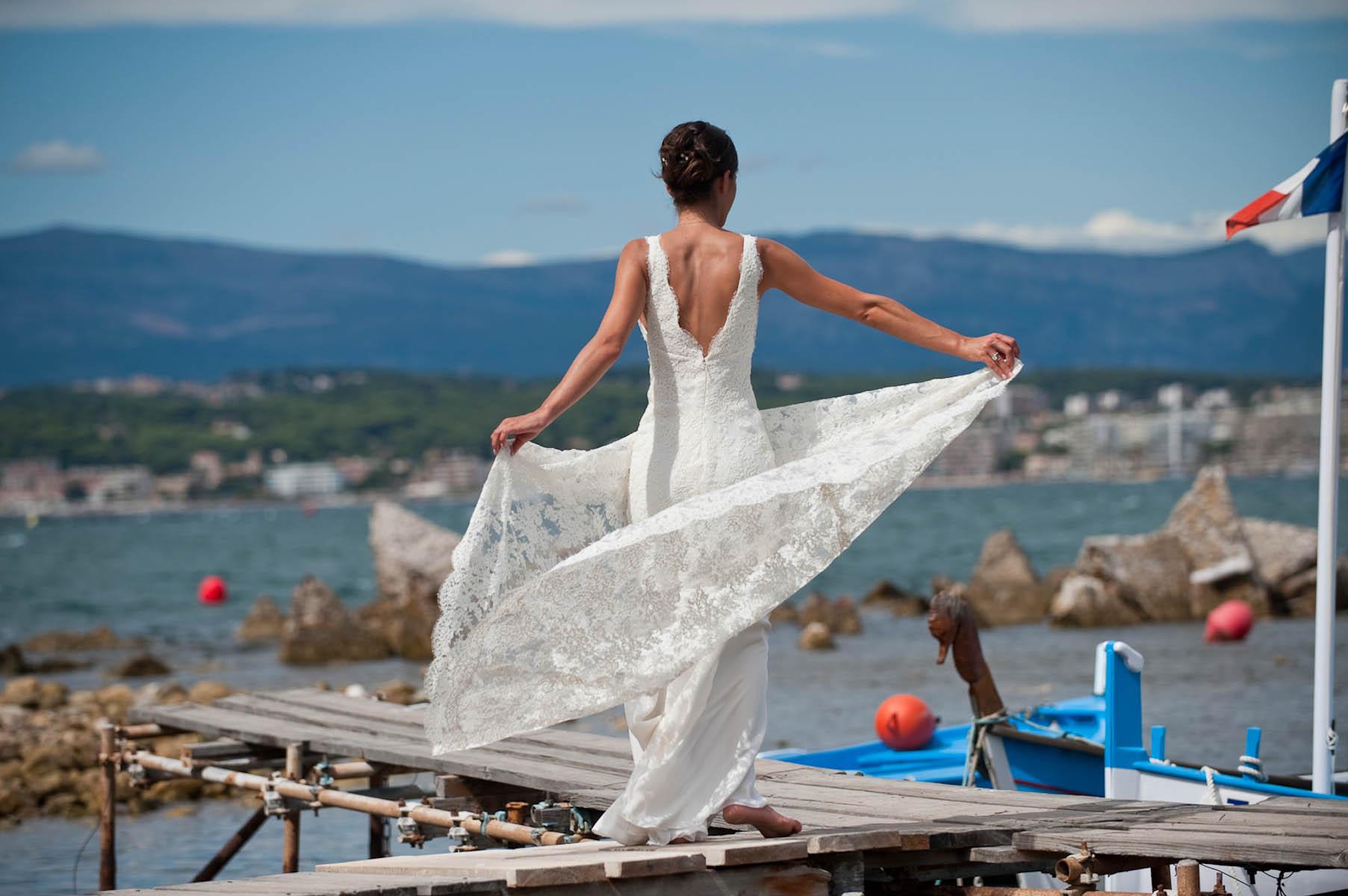 Photographe de mariage en Provence