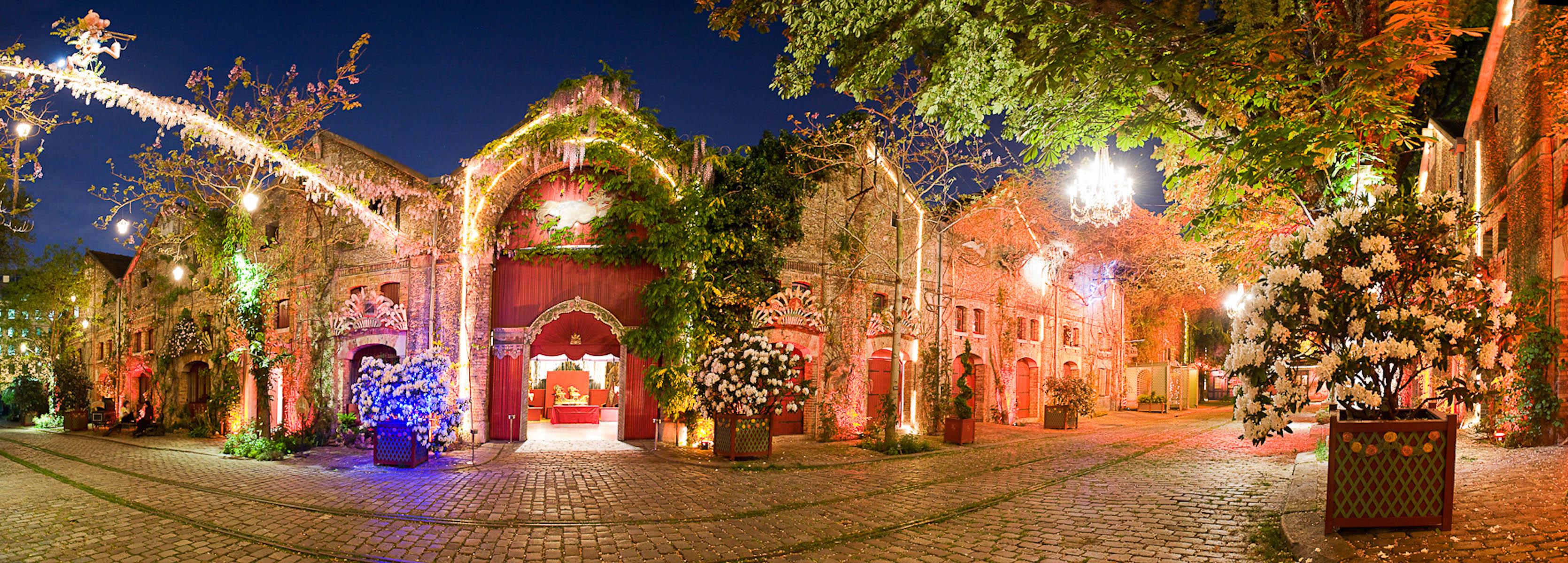 Les Pavillons de Bercy