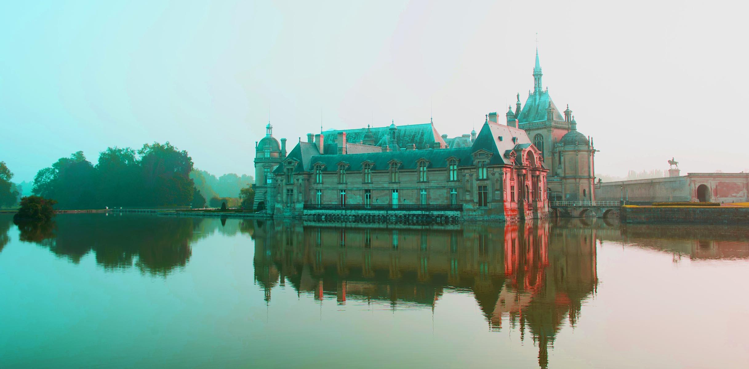 Photographe de l'événementiel au Château de Chantilly